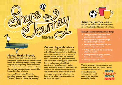 Share the Journey Fact Sheet