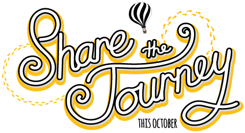 Share the Journey Mental Health Awareness Campaign