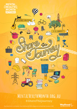 Share the Journey poster 2019